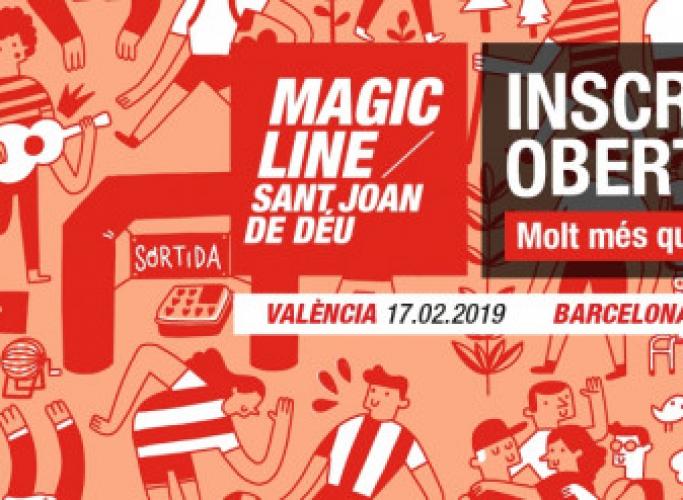 Obertes les inscripcions per participar a la Magic Line 2019 a Barcelona, 24 de febrer