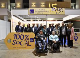 Cloenda del 6è Congrés del Tercer Sector Social 'Desigualtats socials, solucions locals'
