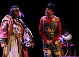 Estrena de 'Tot esperant Godot, el musical', 10 de desembre