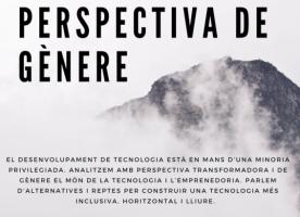 Tecnologia amb perspectiva de gènere, 13 de desembre