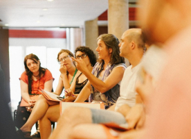 Sessions de networking per fer créixer l'economia social i solidària