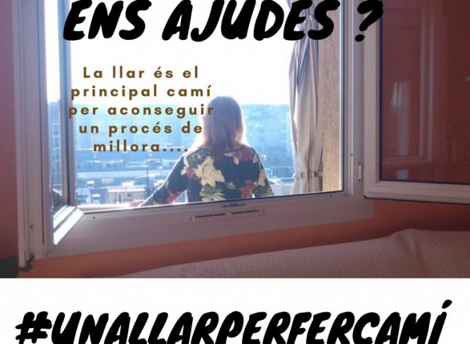 #unallarperfercamí, campanya de recollida de fons d'Arrels Sant Ignasi