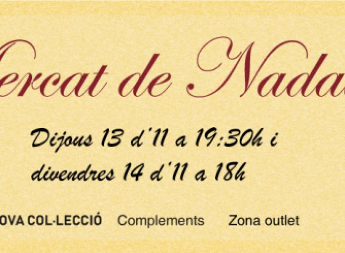 Mercat de Nadal de 'Dona Kolors', 13 i 14 de desembre