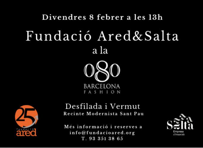 Presentació de la nova col·lecció d'Ared & Salta, 8 de febrer