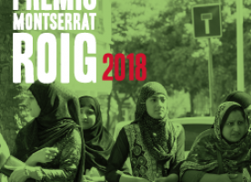 Premis Montserrat Roig al Periodisme i la Comunicació Social