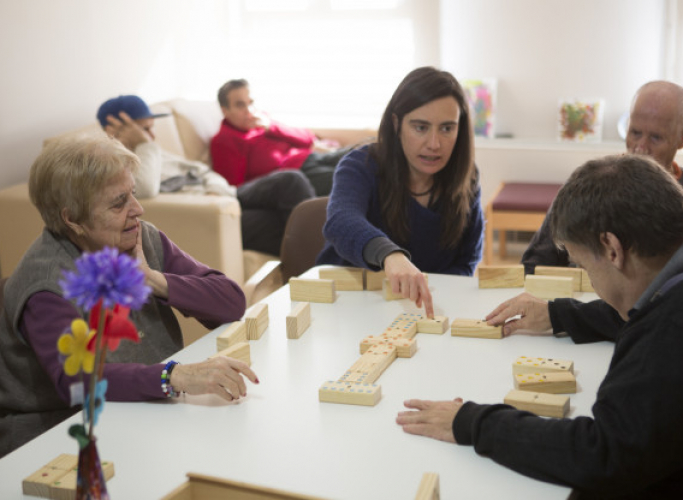 'Viatja a la teva infància', crowdfunding per ajudar a retornar a la seva terra d'origen a persones amb discapacitat intel·lectual