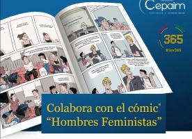 Crowfunding per al còmic 'Hombres feministas'