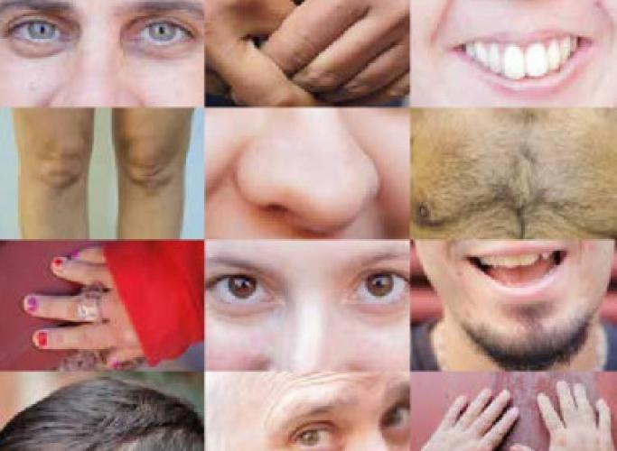 Inauguració de l'exposició fotogràfica 'La bellesa transparent', 18 de febrer
