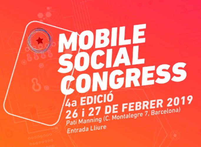 Mobile Social Congress, 26 i 27 de febrer