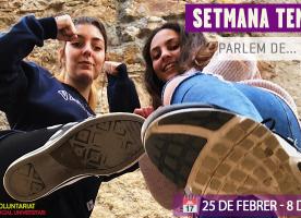 1ª setmana temàtica de l'AFEV sobre gènere, del 25 de febrer al 8 de març