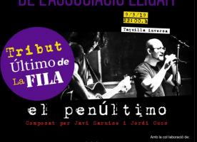 Concert benèfic a favor de l'Associació Lligam, 9 de març