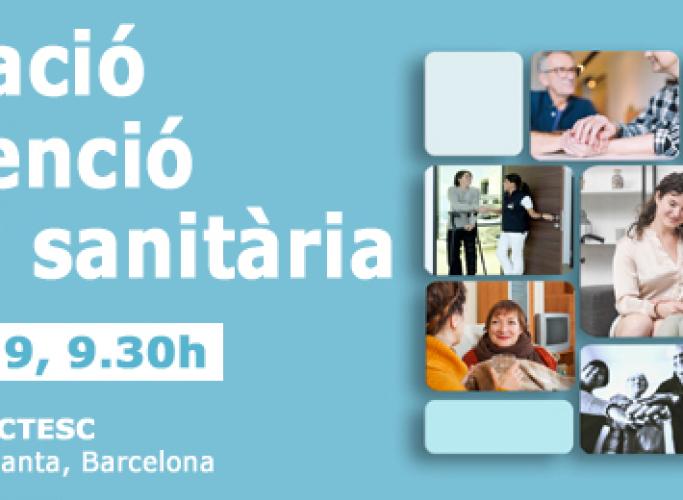 Presentació de l'informe 'Integració de l'atenció social i sanitària', 10 d'abril
