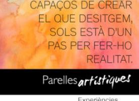 13ª edició de l'Exposició 'Parelles artístiques. Experiències creatives per la salut mental'
