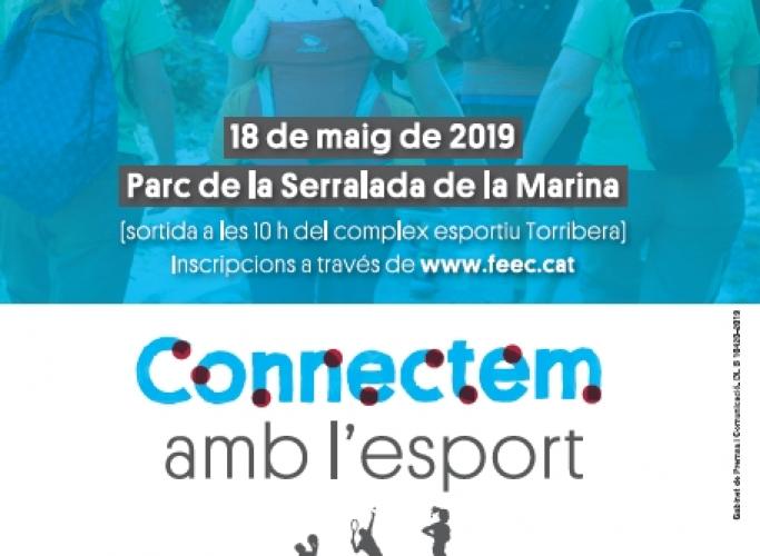 3ª Caminada solidària de Càritas Barcelona, 18 de maig