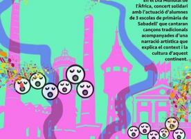Concert solidari 'Els nens i nenes Cantem per Àfrica', 25 de maig a Sabadell