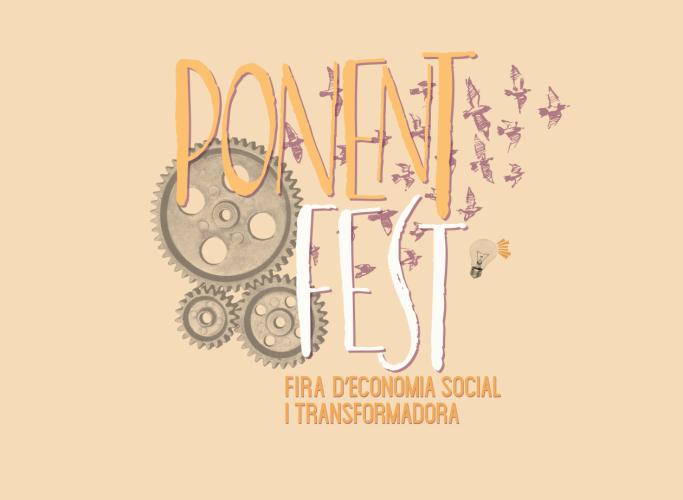 Ponent Fest, primer festival d'economia social i solidària a Lleida