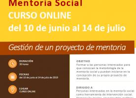 Formació en gestió de projectes de mentoria social