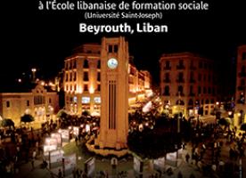 Viatge per assistir al 8è Congrés 'Sociétés plurielles, Travail social et Vivre ensemble' a Beirut