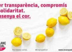 Campanya per al Balanç Social 2019