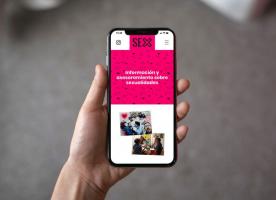 Nou web 'Sexus' per promoure l'educació i la salut sexual des d'una perspectiva de gènere i drets