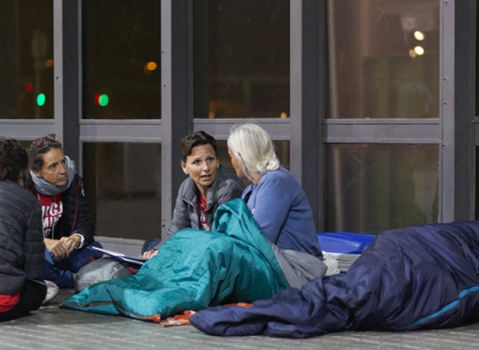 #CensSenseLlar: 339 històries de carrer i 1.195 persones dormint al ras