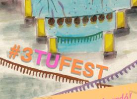 #3TuFEST, festa d'estiu d'Els Tres Turons el 28 de juny