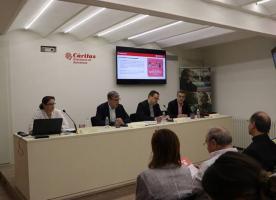 Càritas Barcelona alerta que la ferida de la desigualtat, produïda per la crisi, no cicatritza