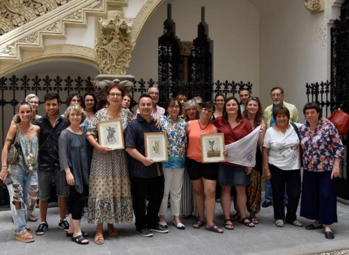 Maria Rosa Ribas Poch, Lluís Romero Puigdengoles i l'entitat Stop Violències d'Andorra, guardonats en la segona edició dels premis de L'Associació de Drets Sexuals i Reproductius