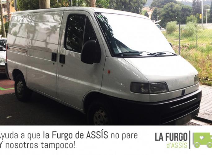 Crowdfunding per reparar la Furgo d'ASSÍS