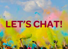 El programa per a joves 'Let's chat!' de gestió de riscos i plaers celebra 2 anys incorporant novetats