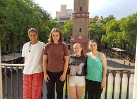 L'Equip Olímpic Femení acidH-Lluïsos de Gràcia seran les pregoneres de les festes de Gràcia