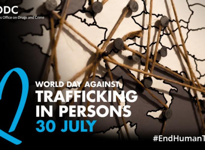 SICAR cat demana als Estats que garanteixin la inclusió social de les víctimes de tràfic de persones