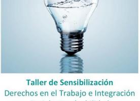 Taller de sensibilització 'Drets en el treball i integració social', 19 de setembre