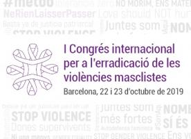 Congrés sobre violències masclistes, 22 i 23 d'octubre