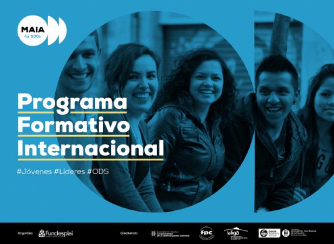 Formació per a joves per impulsar els Objectius de Desenvolupament Sostenible