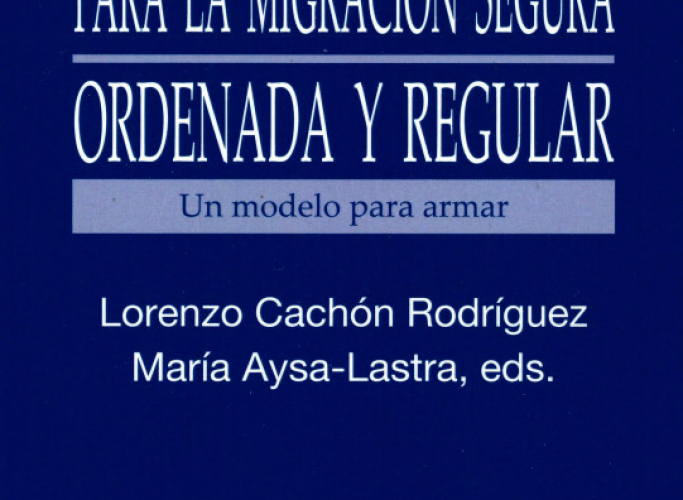 Presentació del llibre i debat 'El Pacto Mundial para la Migración segura, ordenada y regular', 2 d'octubre