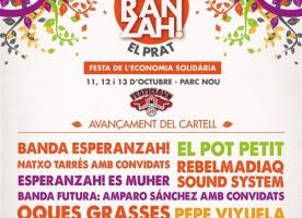 Festival Esperanzah!, la festa de l'economia solidària de l'11 al 13 d'octubre al Prat