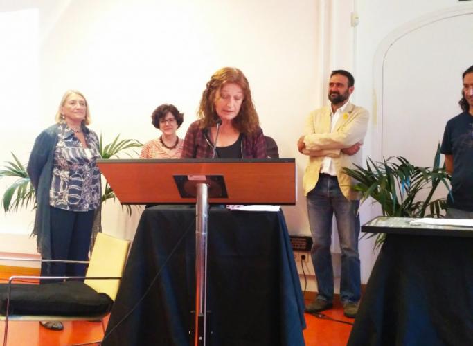 La periodista Isabel Muntané guanya el Premi Aspàsia 2019 en defensa de l'equitat de gènere