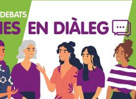 Cicle de debats 'Dones en diàleg' per abordar temes d'interès amb perspectiva de gènere