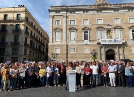 ECAS signa el manifest de rebuig a la sentència del procés impulsat per la societat civil