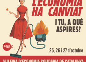 VIII Fira d'Economia Solidària de Catalunya, del 25 al 27 d'octubre
