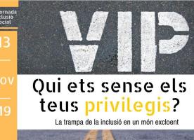 IX Jornada de la inclusió social a Vilanova i la Geltrú, 13 de novembre