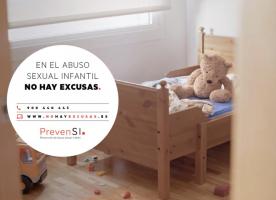 Nova web PrevenSI per aturar l'abús sexual infantil