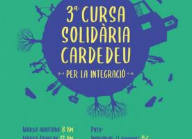 3ª Cursa Solidària Cardedeu a favor de l'associació REIR, 17 de novembre
