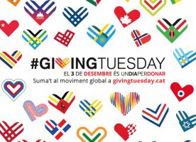 #GivingTuesday: concurs de relats i un dia per donar