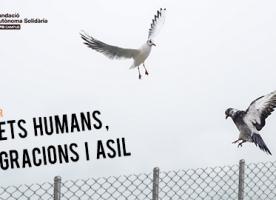 Taller 'Drets humans, migracions i asil', del 18 de novembre al 9 de desembre