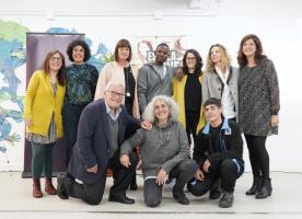 L'alcalde de Cornellà de Llobregat inaugura el nou GarageLab d'El Llindar i la Fundació Orange
