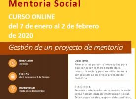 Nova edició de la formació online en gestió de projectes de mentoria social