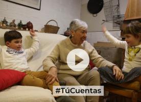 Campanya 'Esta Navidad #TúCuentas', de la Fundació Adsis