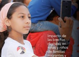 Impacte de les bretxes digitals en nens i nenes de famílies immigrants i refugiades, 19 de desembre